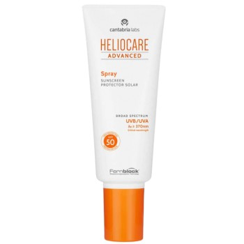 Heliocare Advanced SPF50 Spray de Crema Ligera 200ml