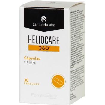 Heliocare 360º Complemento Alimenticio 30 Cápsulas