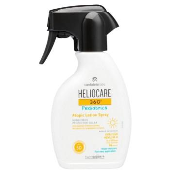 Heliocare 360º Pediatrics SPF50+ Loción en Spray Para Pieles Atópicas y Sensibles 250ml
