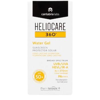 Heliocare 360º Water Gel SPF50+ Ultraligero e Hidratante Todo Tipo de Piel 50ml