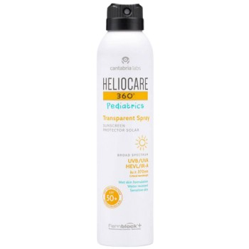 Heliocare 360º Pediatrics SPF50+ Spray Transparente 200ml