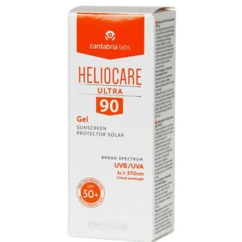 Heliocare Ultra 90 Gel SPF50+ Pieles Mixtas o Grasas 50ml