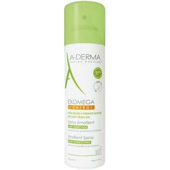 A-Derma Exomega Control Spray Emoliente Anti-Rascado Pieles Secas con Tendencia Atópica 200ml