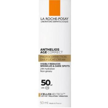 La Roche Posay Anthelios SPF50 Age Correct Gel-Crema Diario Oil-Free 50ml