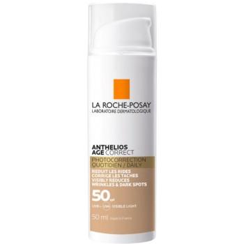 La Roche Posay Anthelios SPF50 Age Correct Gel-Crema Diario Con Color Oil-Free 50ml