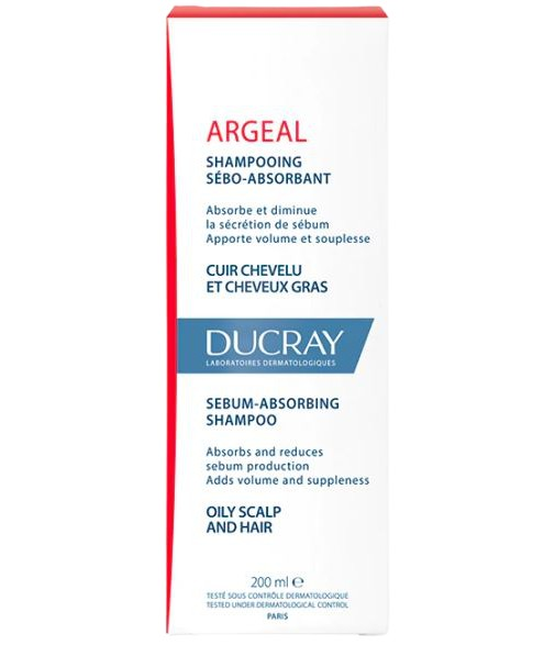DUCRAY CHAMPU ARGEAL 150ML