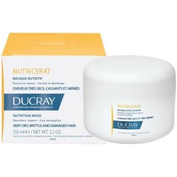 Ducray Nutricerat Mascarilla Nutritiva y Reparadora 150 ml