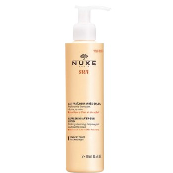 Nuxe Sun Leche Refrescante After-Sun Rostro y Cuerpo 400ml