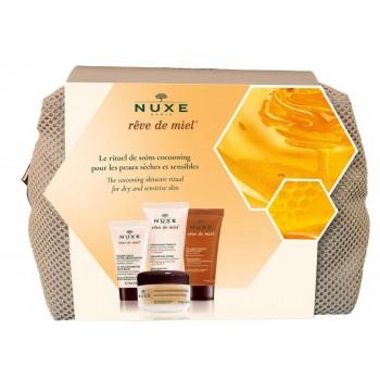 Nuxe Rêve de miel Neceser Ritual de Tratamientos Para Pieles Secas y Sensibles