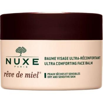 Nuxe Rêve de Miel Bálsamo Facial Ultra-Reconfortante Pieles Secas y Sensibles 50ml
