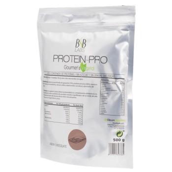 Protein-Pro Gourmet´s Vegetal Sabor Chocolate 500g