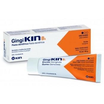 GingiKin B5 Encías Pasta Dentífrica Sabor Menta Suave 75ml