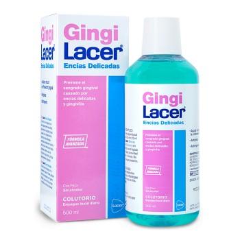 Lacer GingiLacer Colutorio Bucal Encías Delicadas Sin Alcohol 500ml