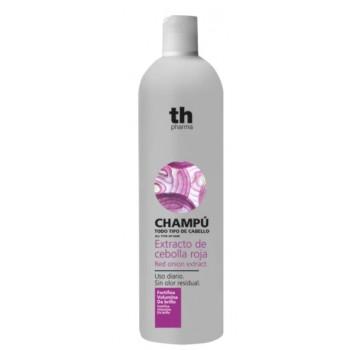 TH Pharma Champú Extracto de Cebolla Roja Todo Tipo de Cabello 1000ml