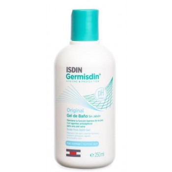 Germisdin Original Gel de Baño Sin Jabón con Agentes Antisépticos Piel Normal 250ml