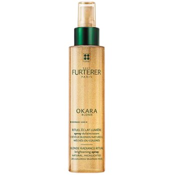 René Furterer Okara Blond Spray Aclarante Iluminador Cabello Rubio Natural con Mechas o Coloreado 150ml