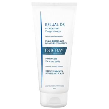 Ducray Kelual DS Gel Limpiador Cara y Cuerpo 200 ml