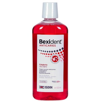 Bexident Anticaries Uso Diario Colutorio 500ml