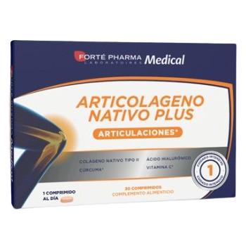 Articolageno Nativo Plus Articulaciones Complemento Alimenticio 30 Comprimidos