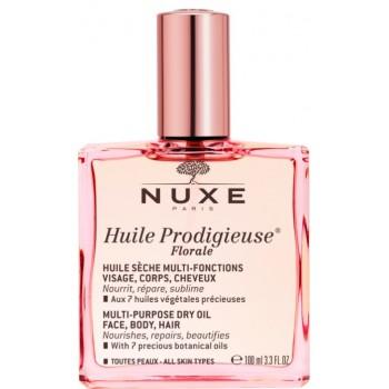 Nuxe Prodigieux Florale Aceite Seco Multi-Usos Facial Corporal y Capilar 100ml