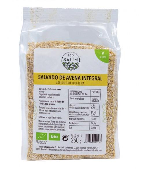 SALVADO INTEGRAL DE AVENA 250 GR