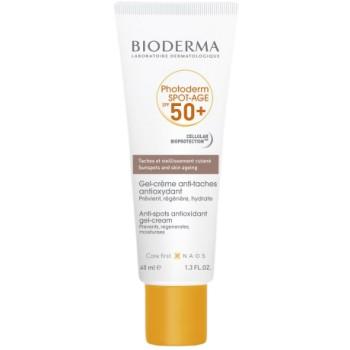 Bioderma Photoderm SPOT-AGE SPF50+ Gel Crema Antimanchas Antioxidante 40ml