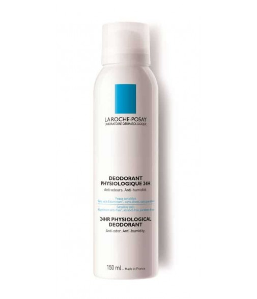 La Roche-Posay Desodorante Physiolog Spray 150 ml