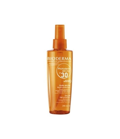 PHOTODERM ACEITE SECO SPFACTOR 30+ SPRAY 200ML