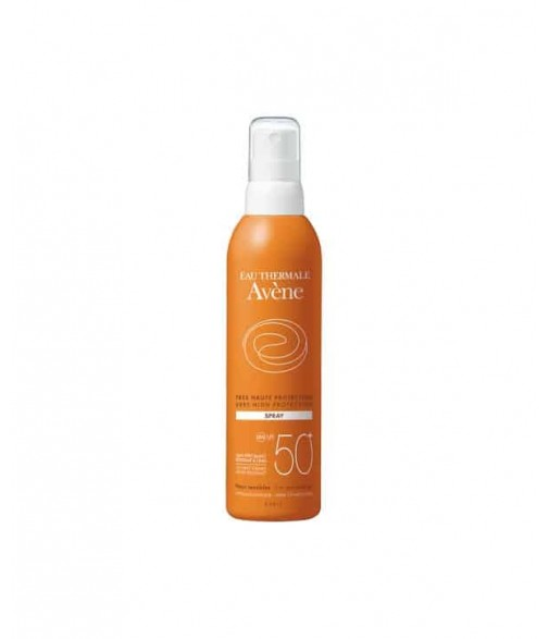 AVENE SOLAR FACTOR 50+ SPRAY 200 ML