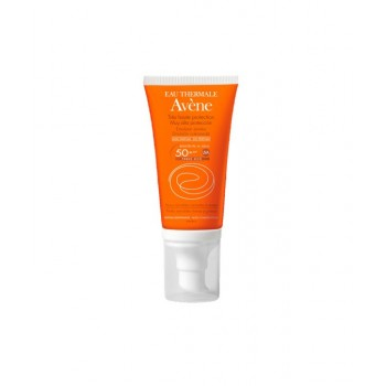 AVENE SOLAR FACTOR 50+ CREMA COLOR 50ML T/SECO