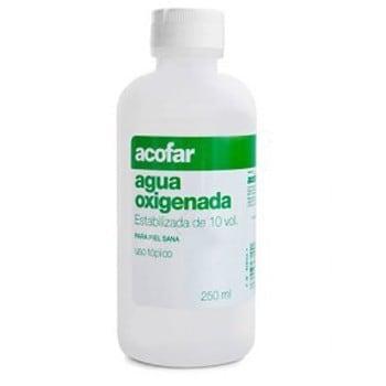 Agua oxigenada Acofar 250ml