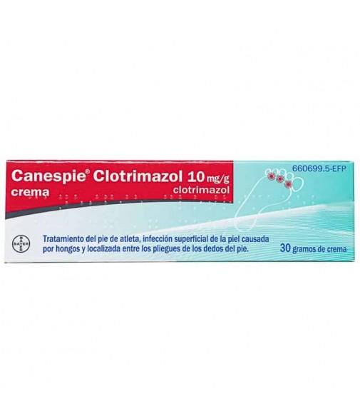 CANESPIE CLOTRIMAZOL 10 MG/G CREMA , 1 TUBO DE 30 G
