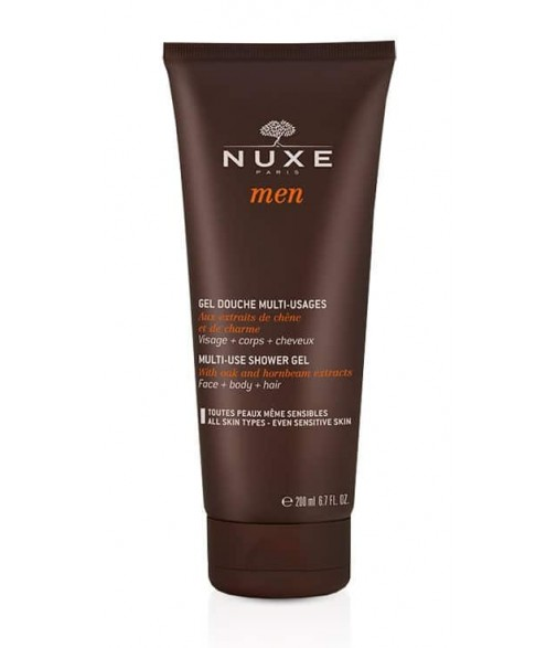 Nuxe Men Gel Douche Multi Usages