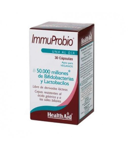 immuprobio 50 billio 30 tabletas, troyadiet