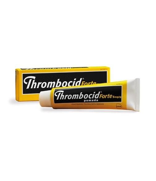 Thrombocid Forte Pomada 60 g