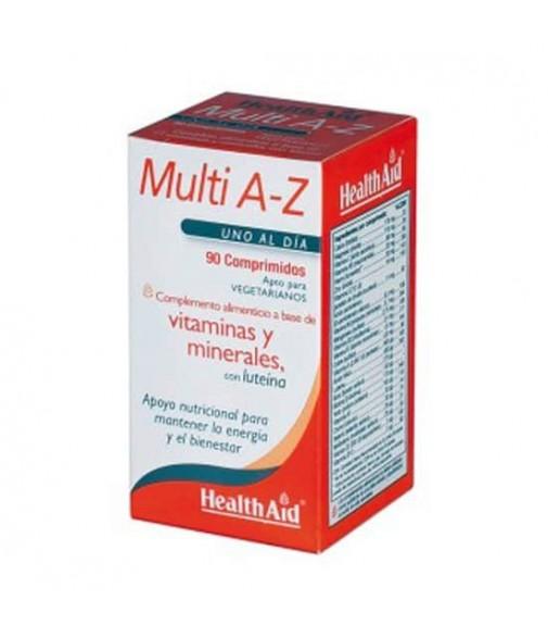 multivitaminas & minerales a-z(troyadiet)