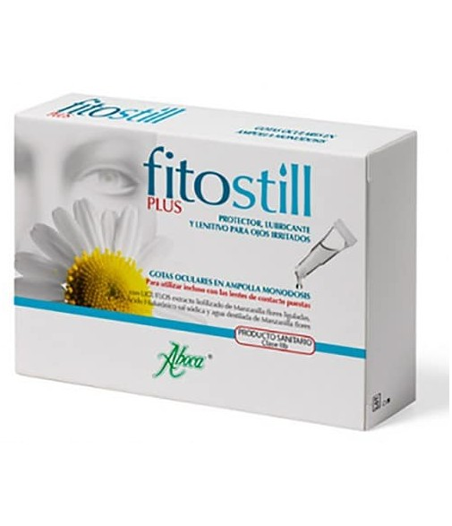 fitostill plus gotas 0.5 ml 10 amp