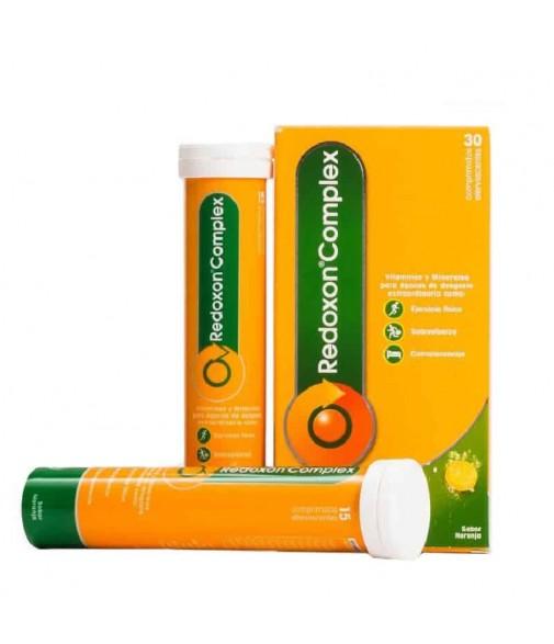 redoxon comprimidos lex 30 comprimidos efervescentes