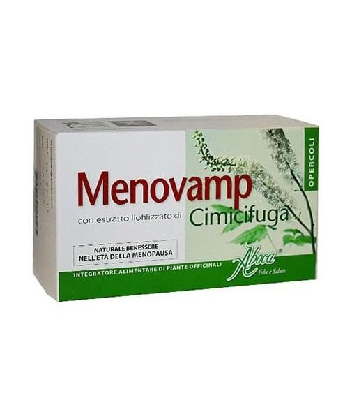 Aboca Menovamp Cimicífuga 60 cápsulas
