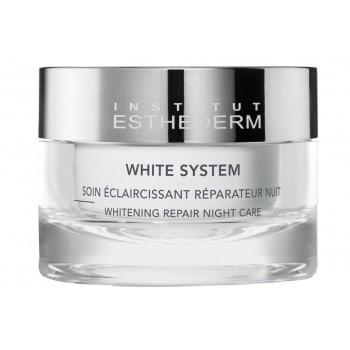 Esthederm Esthe-White System Tratamiento Aclarador Reparador Crema de Noche 50ml