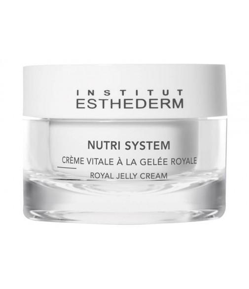 Esthederm Nutry System Crema Vital a la Jalea Real 50ml