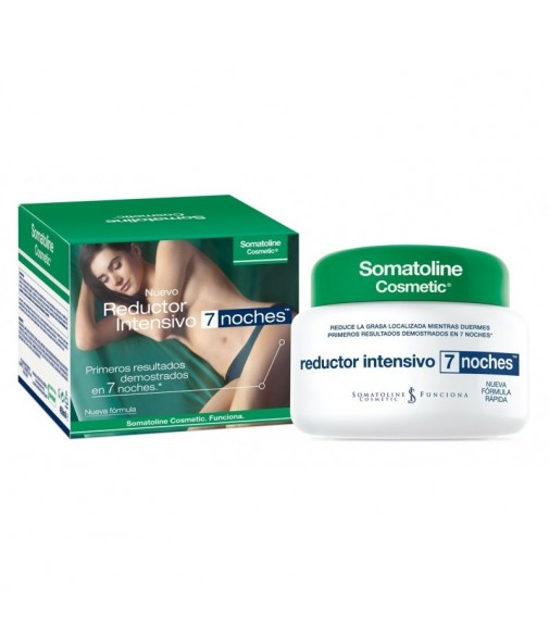 Somatoline Reductor Intensivo 7 Noches 450 ml