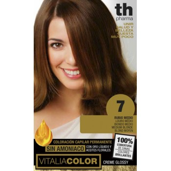 TH Pharma Vitalia Tinte 7 Rubio Medio