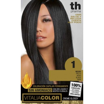 TH Pharma Vitalia Tinte 1 Negro