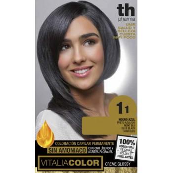 TH Pharma Vitalia Tinte 11 Negro Azul