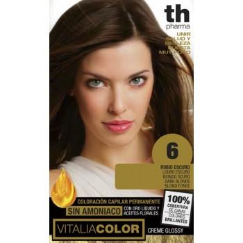 TH Pharma Vitalia Tinte 6 Rubio Oscuro