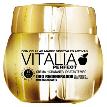 TH PHARMA CREMA FACIAL VITALIA GOLD