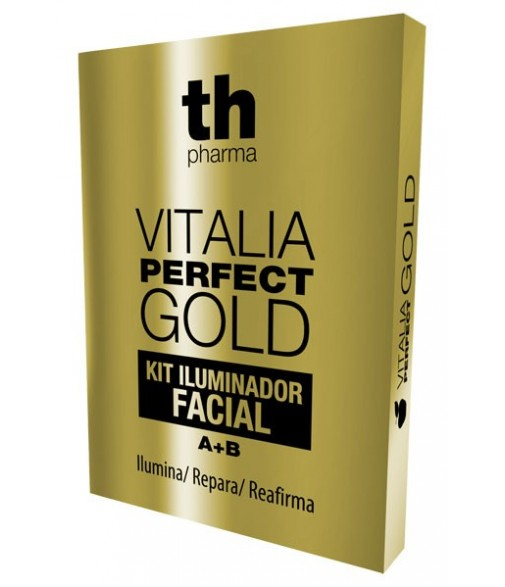 TH Pharma Vitalia Gold Iluminador