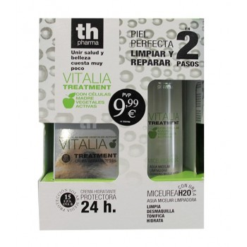 TH PHARMA PACK CREMA+AGUA MICELAR