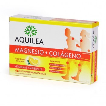 Aquilea Magnesio + Colágeno 30 comprimidos